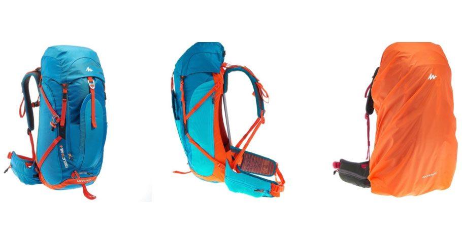 mochila para viajar por asia
