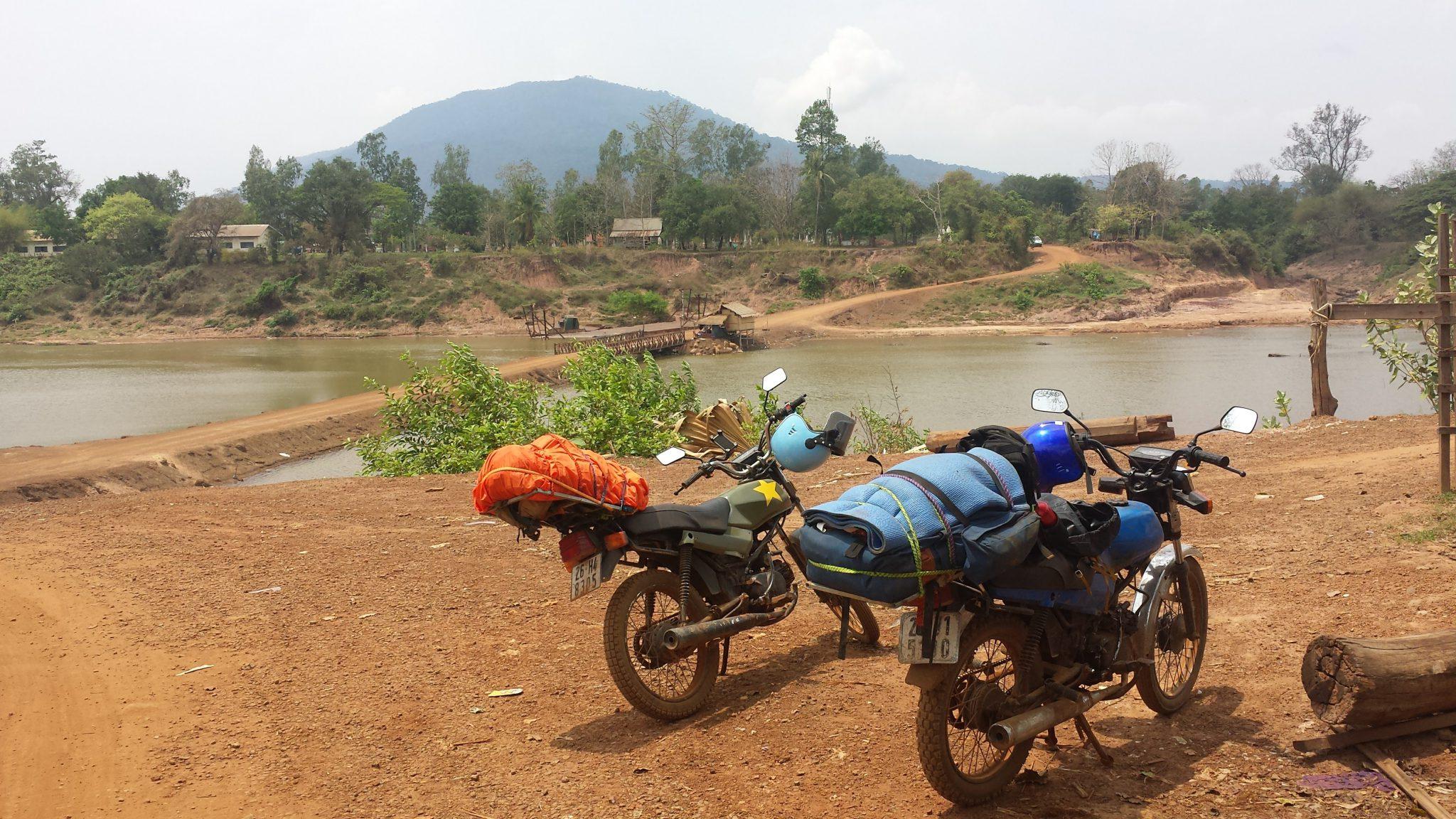 Ruta Laos