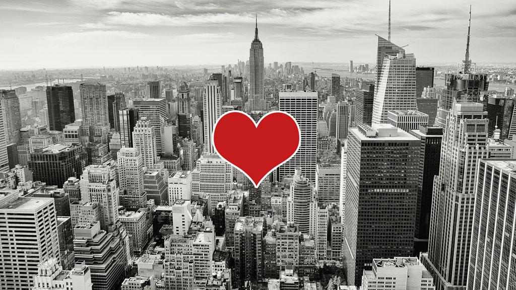 viaje pareja nueva york