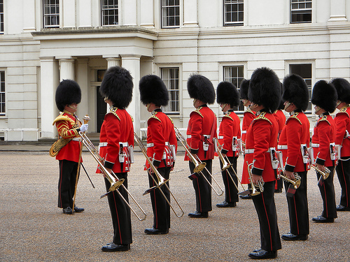 changing of guard 10 lugares gratuitos para visitar en Londres