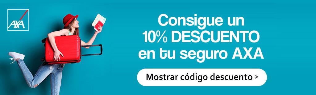 10% de descuento en Axa