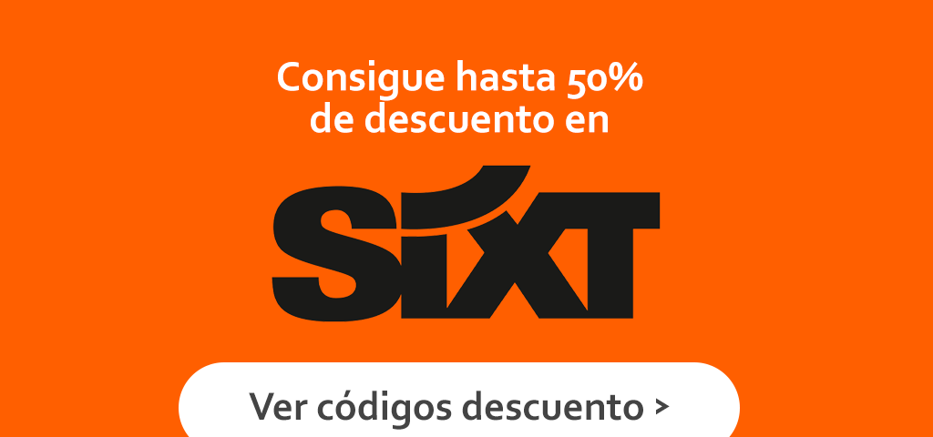 cupon descuento sixt