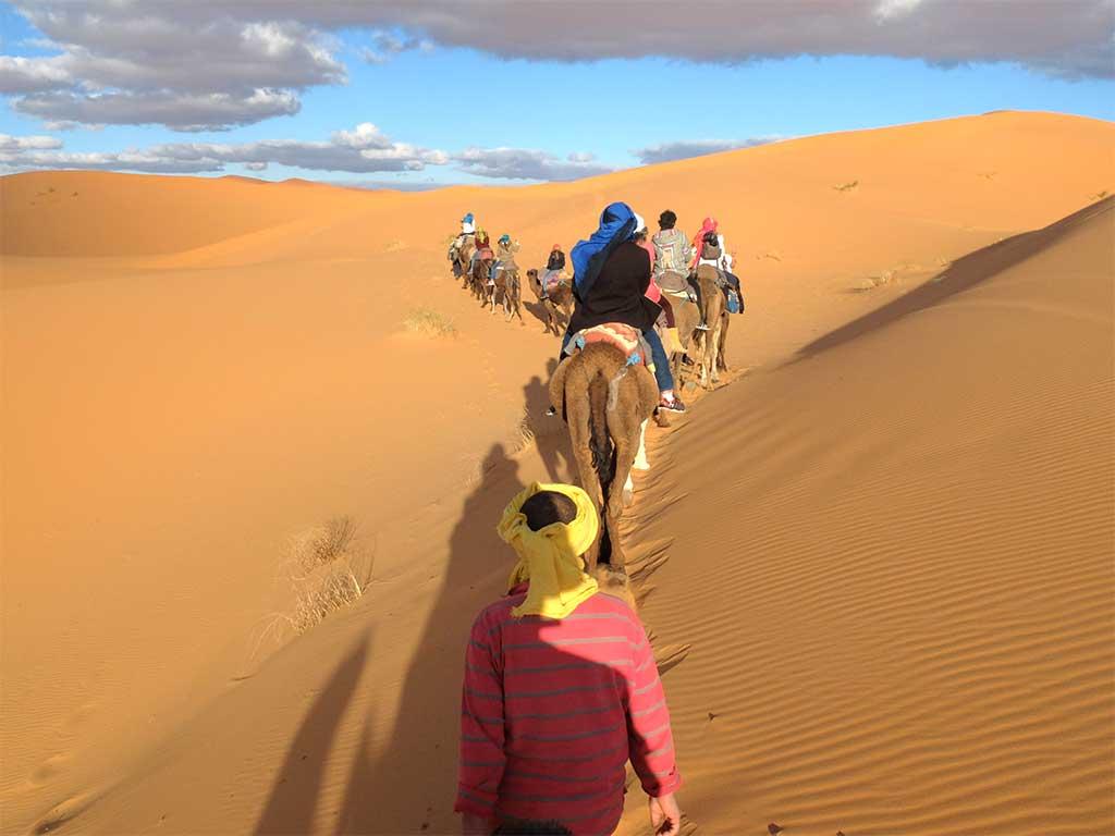 Guía de viaje a Marruecos