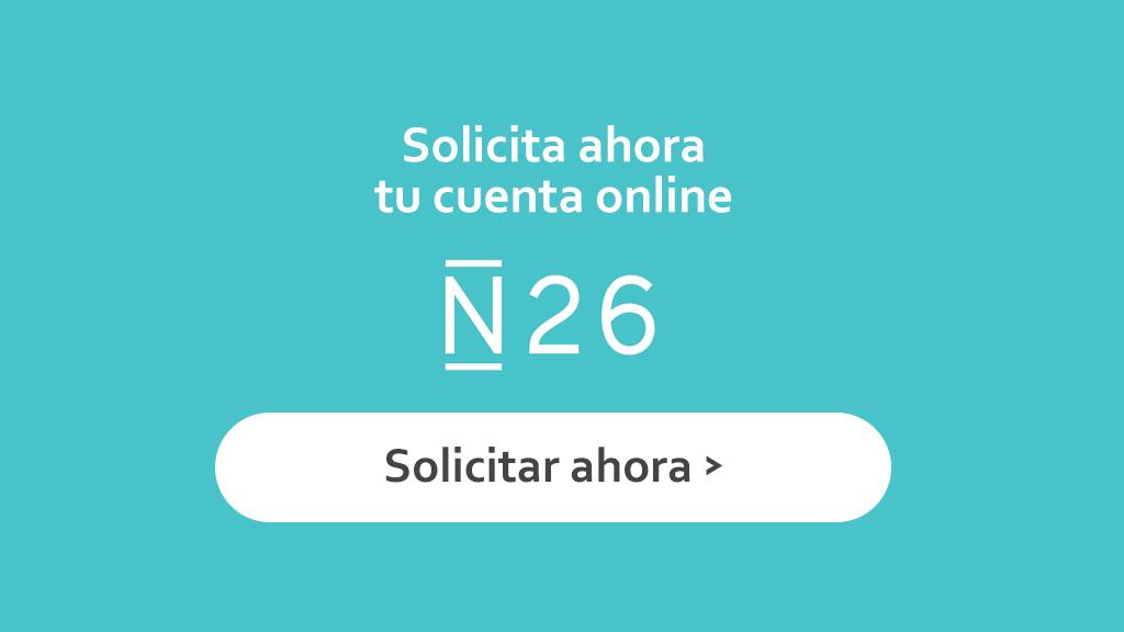 Cuenta online N26
