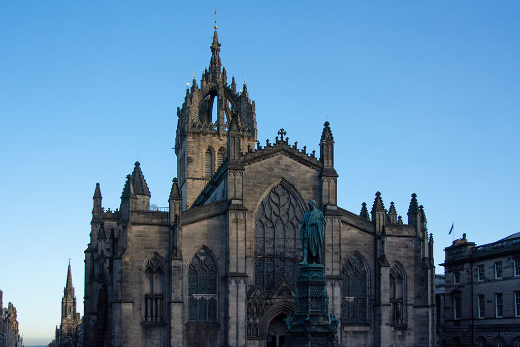 catedral edimburgo