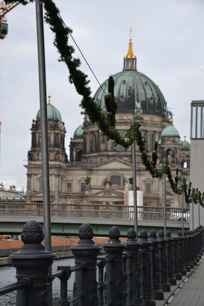 Catedral de Berlín.
