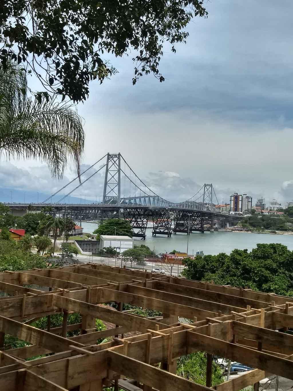 Puente Hercílio Luz - Floripa