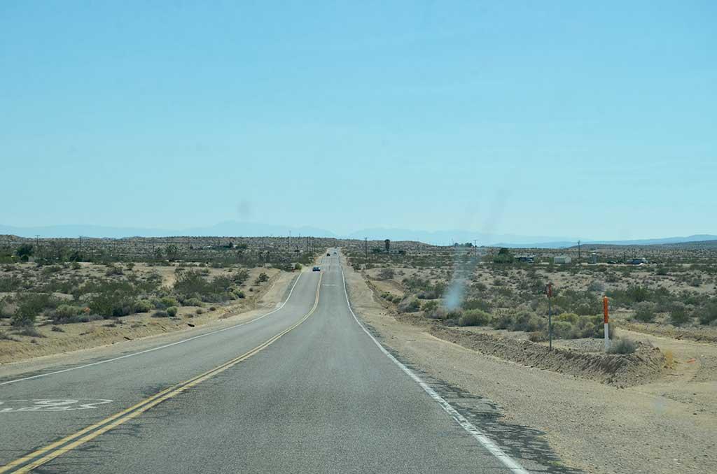 Ruta 66 Interminables carreteras de la Ruta 66